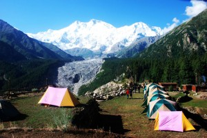 Fairy Meadows View Point